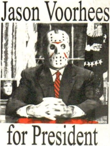 Jason Vorhees per il presidente