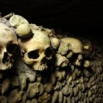 Competition: Winning night in the Parisian catacombs for Halloween
