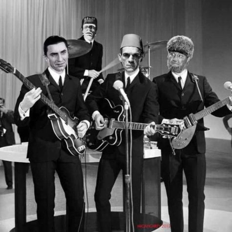 Beatles monstre