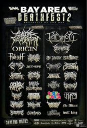 Parti Cannon ont le plus intelligent logo du groupe de Death Metal dans le monde