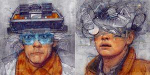 Doc Brown & Marty McFly: Zurück in die Zukunft mit Samuel Rodriguez