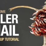Terrible killer snails Make-Up Tutorial