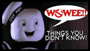 Seven Things, which you have perhaps not yet known about Ghostbusters