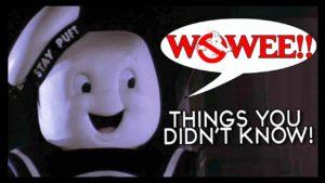 Sju ting, die Du vielleicht über Ghostbusters noch nicht gewusst hast
