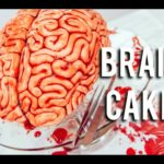 Sweet brain for Halloween dessert buffet