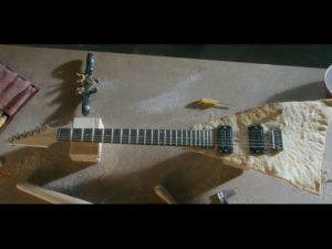 Tortilla chips guitarra