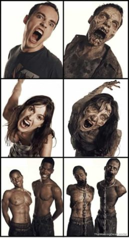The Walking Dead: Before they were zombies