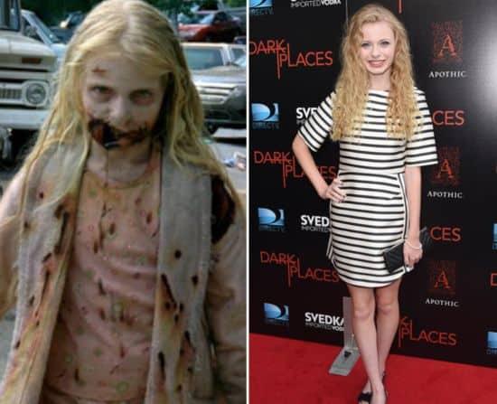 The Walking Dead: So sieht der Kinder-Zombie heute aus