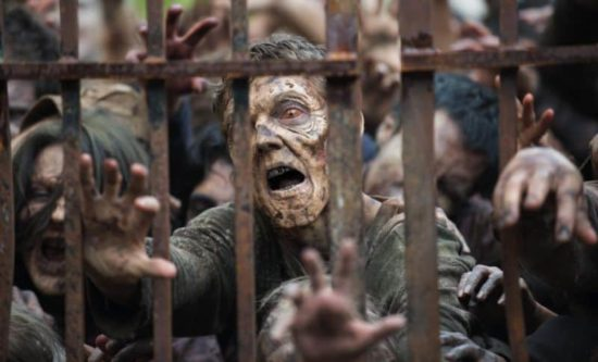 "Vorschau & quot; The Walking Dead"" ESCUADRILLA 6, Episodio 3 - Promo und furtivo pico"