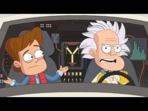 Wenn Marty McFly im echten 2015 gelandet wäre