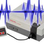 Som lyden af 80'erne Games blev taget