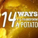 14 Möglichkeiten Kartoffel zu zubereiten