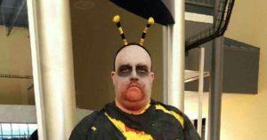 Halloween Kostüme 2015: Jon Snow White und Zombee