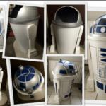 R2-D2-Mülleimer selbst gemacht