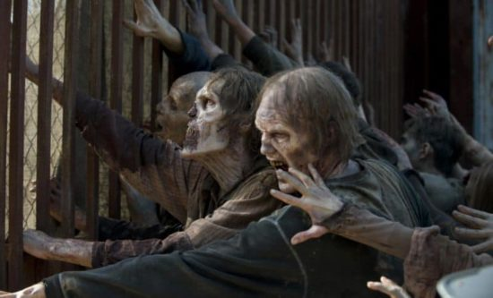 "Vorschau & quot; The Walking Dead"" Squadron 6, Episode 6 - Promo og Sneak Peak"