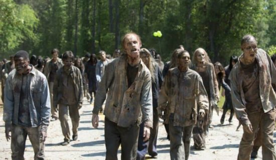 "Vorschau & quot; The Walking Dead"" Squadron 6, Episode 8 - Promo og Sneak Peak til midseason finale"