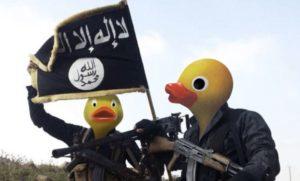 Allahu Quackbar: Die Quietscheentchen des IS