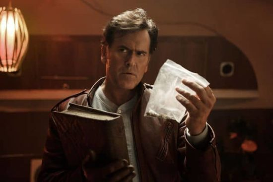 Ash Vs. Evil Dead: Hagel aan de Koning! Ash is terug! - A Review