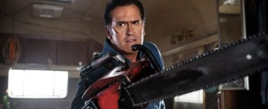 Ash vs. Evil Dead: Hail to the King! Ash is back! - A Review