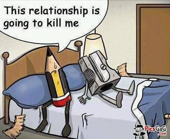 Relationships can be stressful
