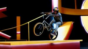 BMX Kaleidoscope: See Things Differently