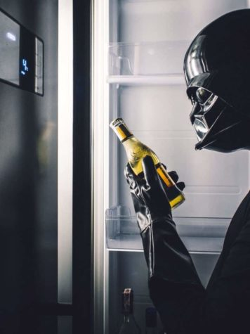 What makes Darth Vader: A personal photo series