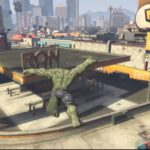 The Incredible Hulk GTA V Mod