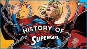Die Geschichte von Supergirl
