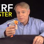 The mechanics behind a NERF Gun