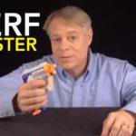 Die Mechanik hinter einer NERF Gun