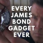 Elke James Bond Gadget. ooit.
