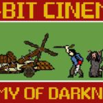 Evil Dead: Army of Darkness em Pixel Optik