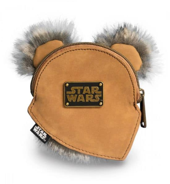 Fluffy Ewok Wallet