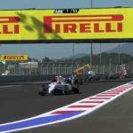 Formule 1 katje