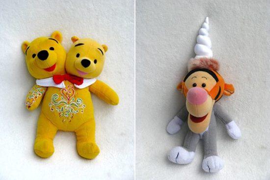 Franken leksaker
