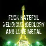 Knulla Hatiskt religiös ideologi!