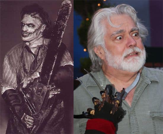 Rest in peace: Gunnar Hansen
