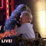 Harrison Ford päättyi hänen vihanpito kanssa Chewbacca