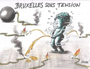 The current situation in Brussels