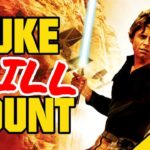 Luke Skywalker drapstall