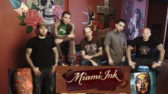 Miami Ink: Tattoo for livet