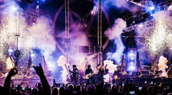 Mötley Crüe infine su Final Tour a Basilea