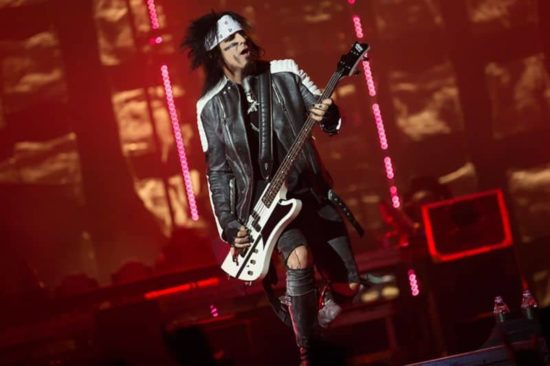 Nihayet Basel Final Tour Mötley Crüe