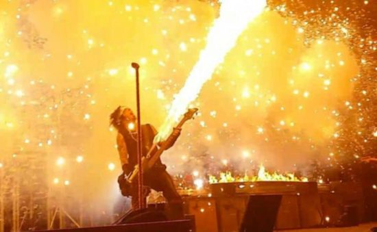 Mötley Crüe finally on Final Tour in Basel