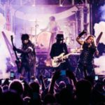 Mötley Crüe finalmente on Tour Final em Basel