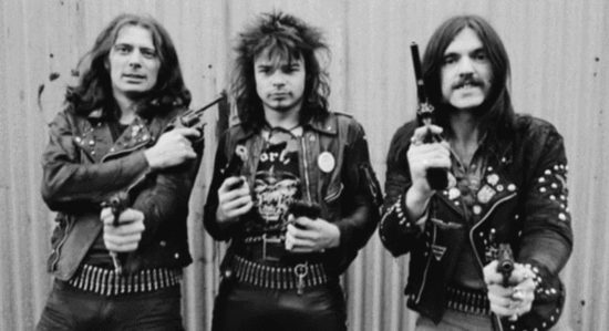 "Motorhead: Ex-Drummer Phil ""Philthy Animal"" Taylor afdøde"