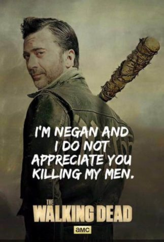 "The Walking Dead: Negan wird von ""Grey's Anatomy"" Skådespelaren Jeffrey Dean Morgan spelade"