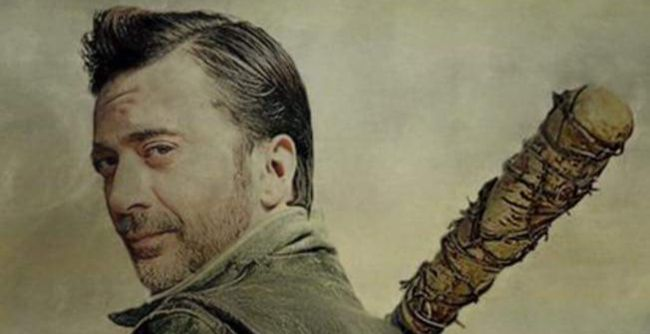 The Walking Dead Negan Wird Von Grey S Anatomy