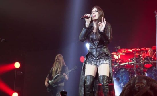Nightwish: Wannabe Metal in St. Jakobshalle i Basel