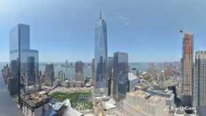 One World Trade Center: 11 Ã…r Rekonstruksjon intervall